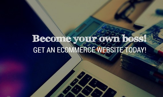 Get ecommerce website