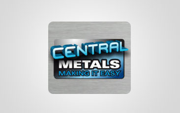 Central MetailsiPAd Ordering App